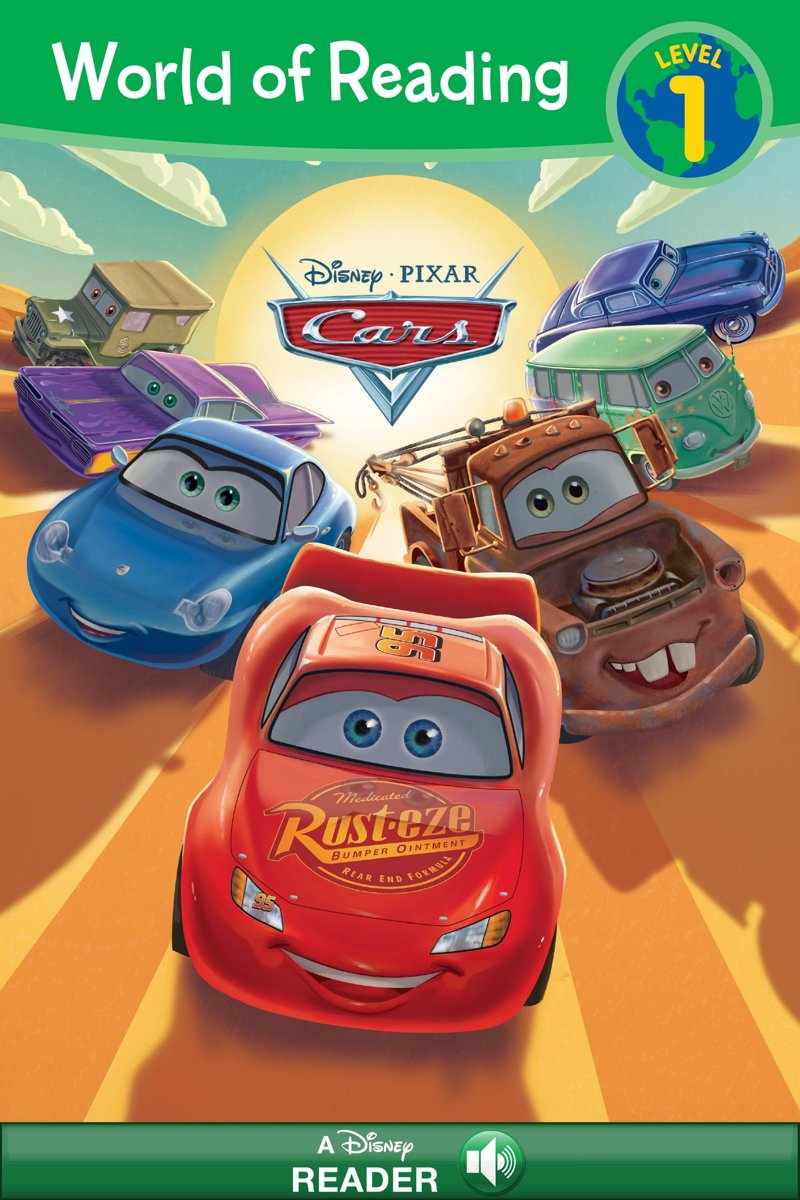 World of Reading: Cars