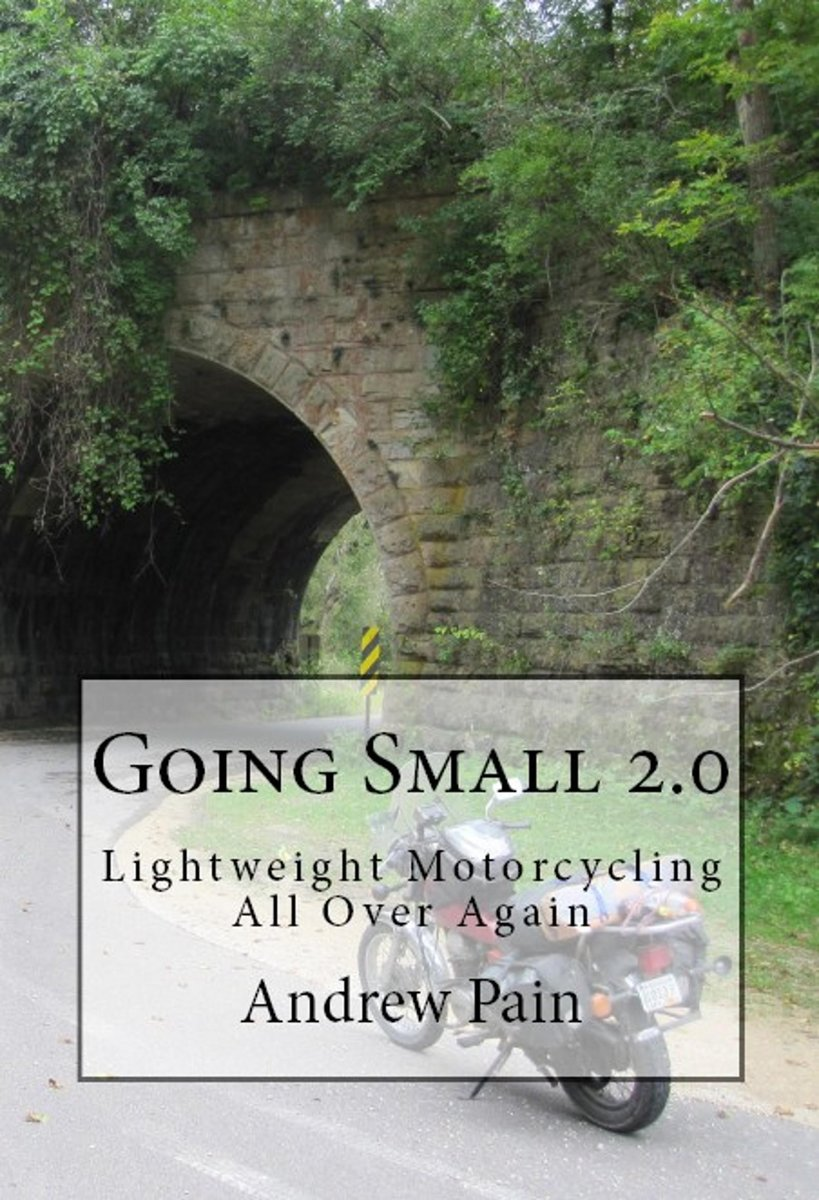 Going Small 2.0: Lightweight Touring All Over Again