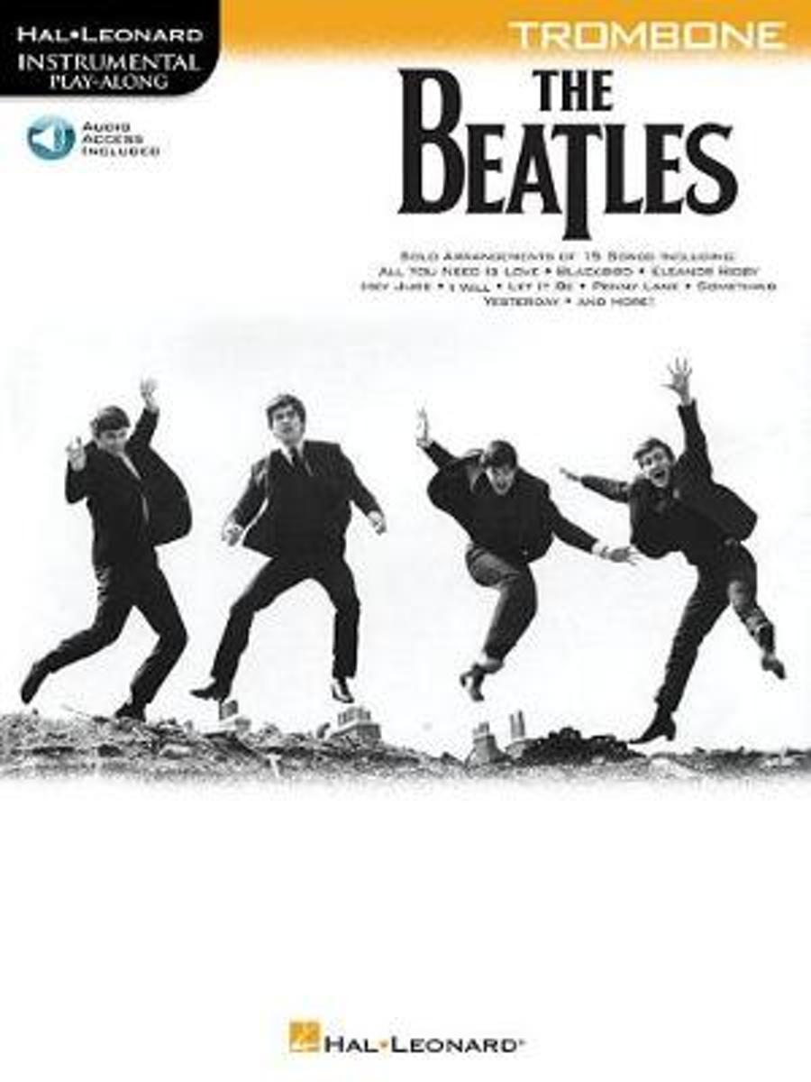 The Beatles - Instrumental Play-Along (Clarinet Book/Audio)