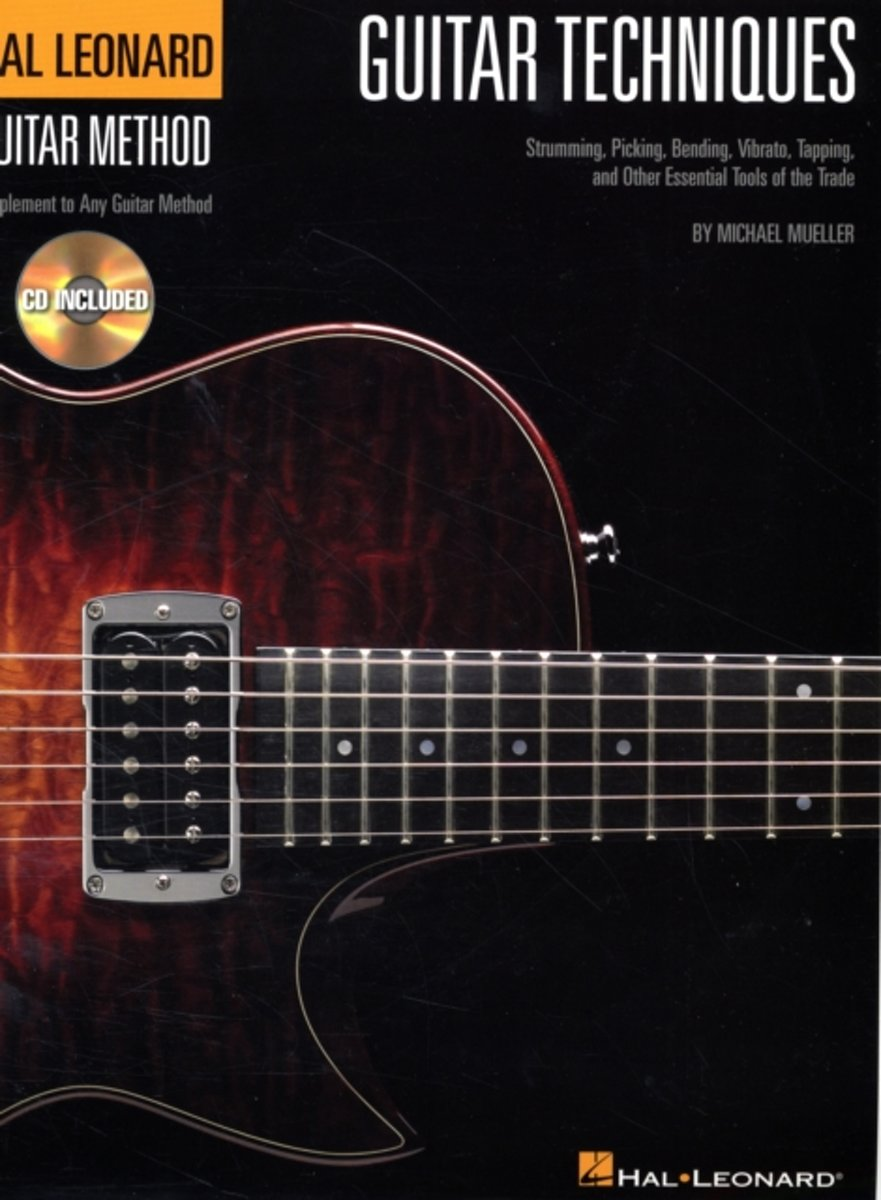 Guitar Techniques (Book And CD)