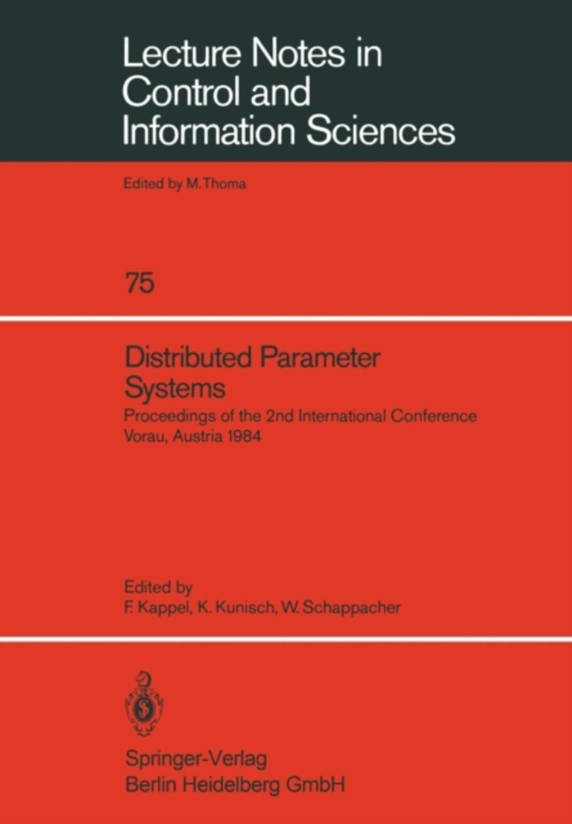 Distributed Parameter Systems
