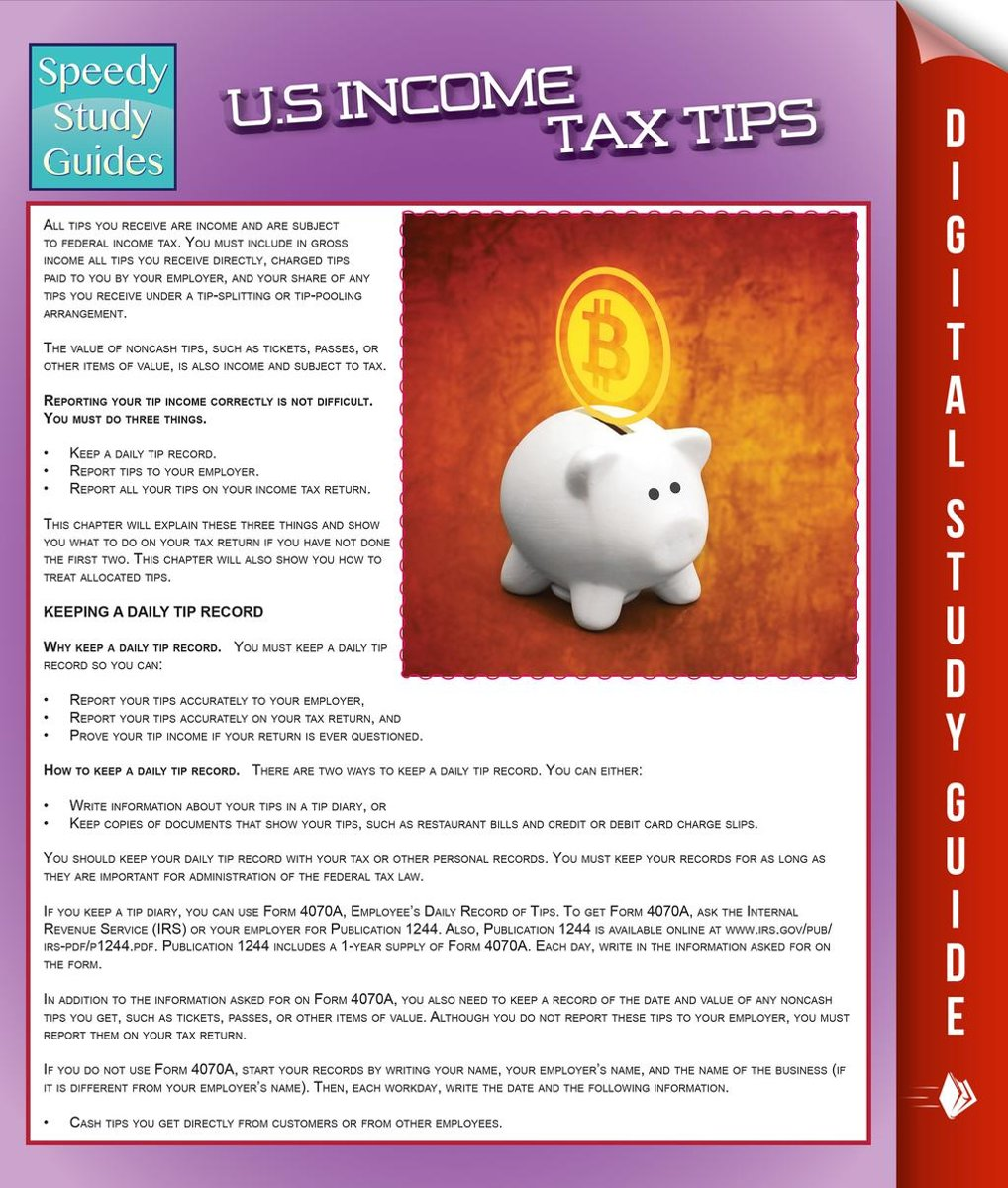 US Income Tax Tips