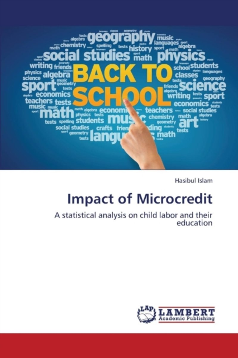 Impact of Microcredit