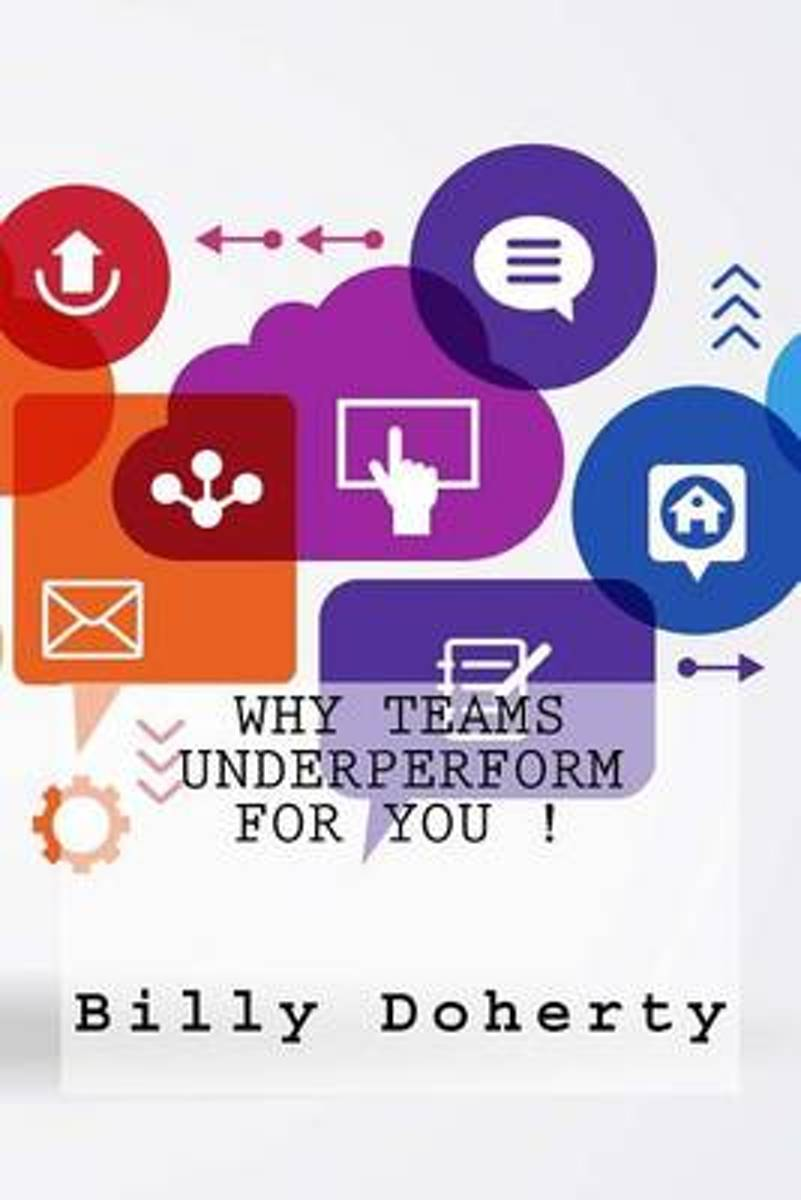 Why Teams Underperform for You !