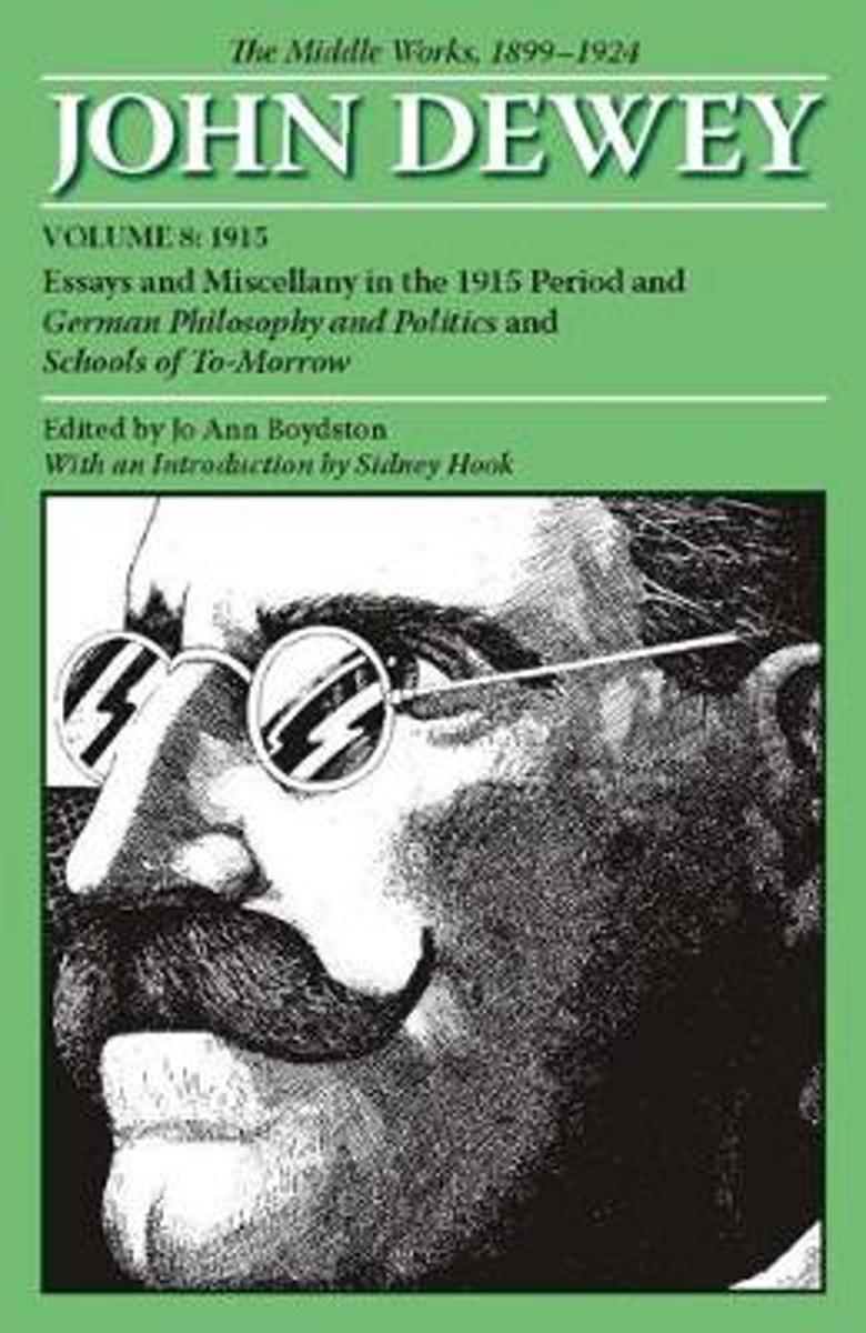 The The Collected Works of John Dewey