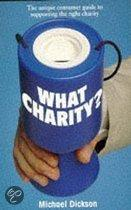 What Charity?