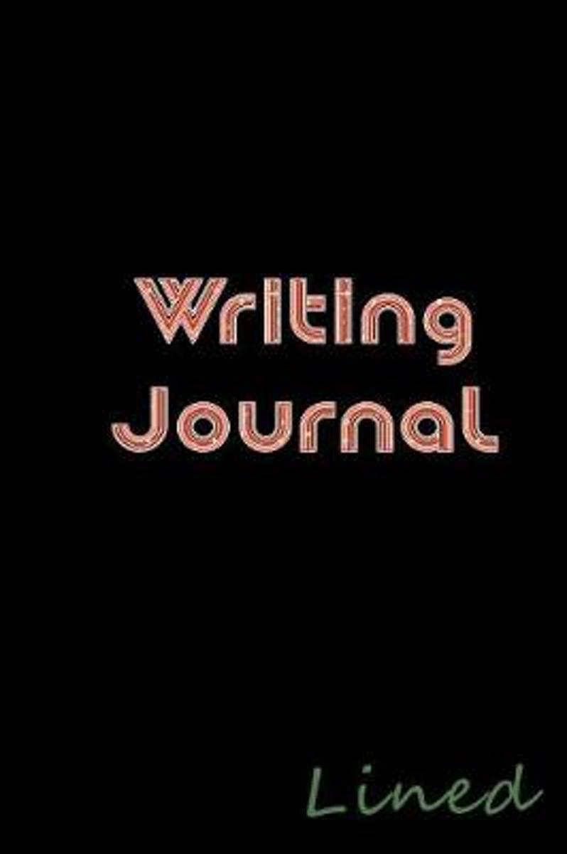 Writing Journal Lined