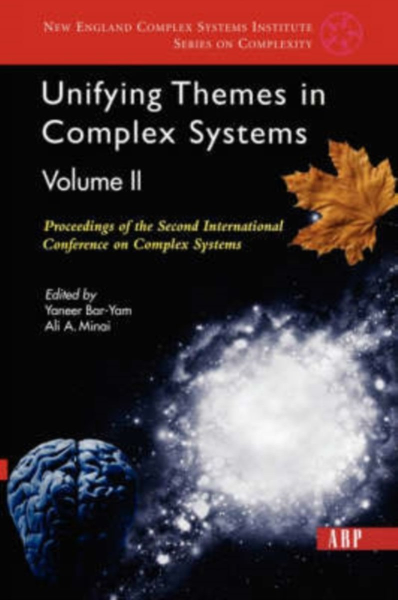 Unifying Themes In Complex Systems, Volume 2