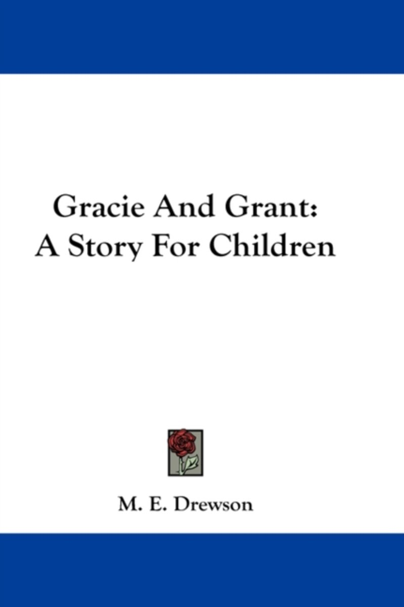 Gracie and Grant