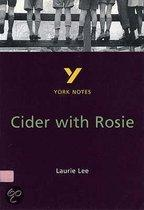 York Notes On Laurie Lee's Cider With Rosie
