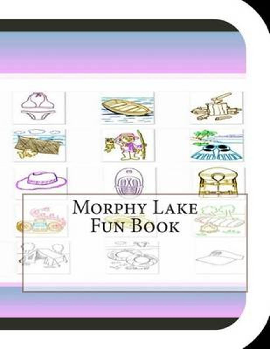 Morphy Lake Fun Book