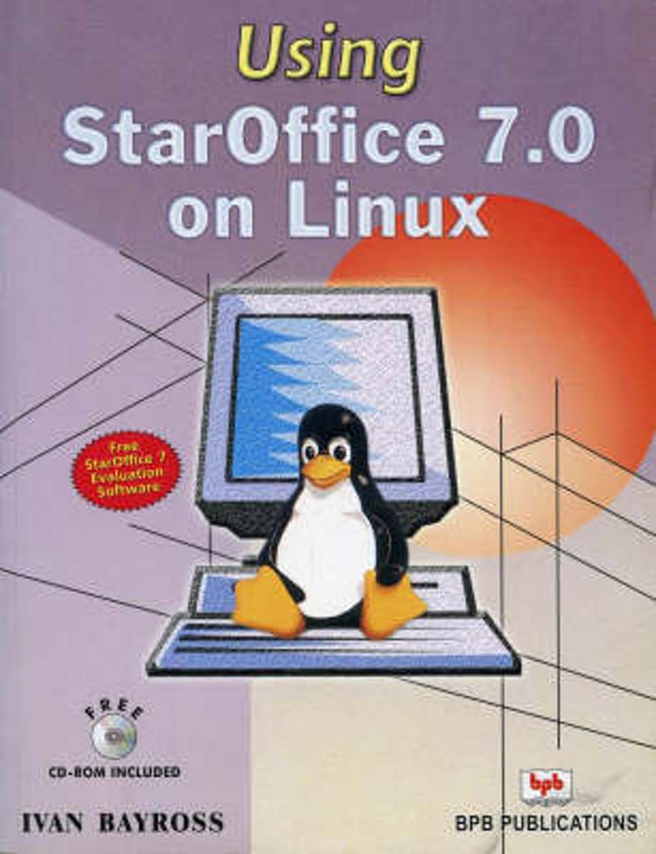 Using Star Office 7.0 on Linux Free Trial Version Software