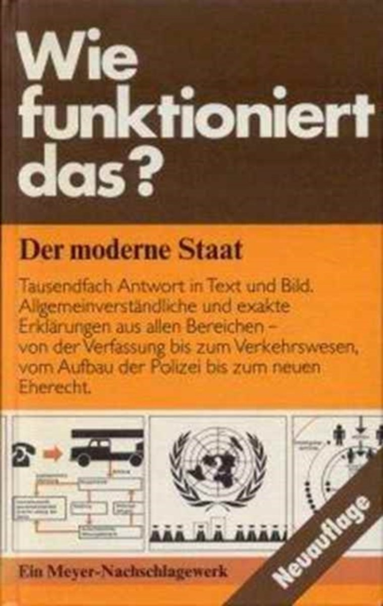 Moderne Staat/Wfd,