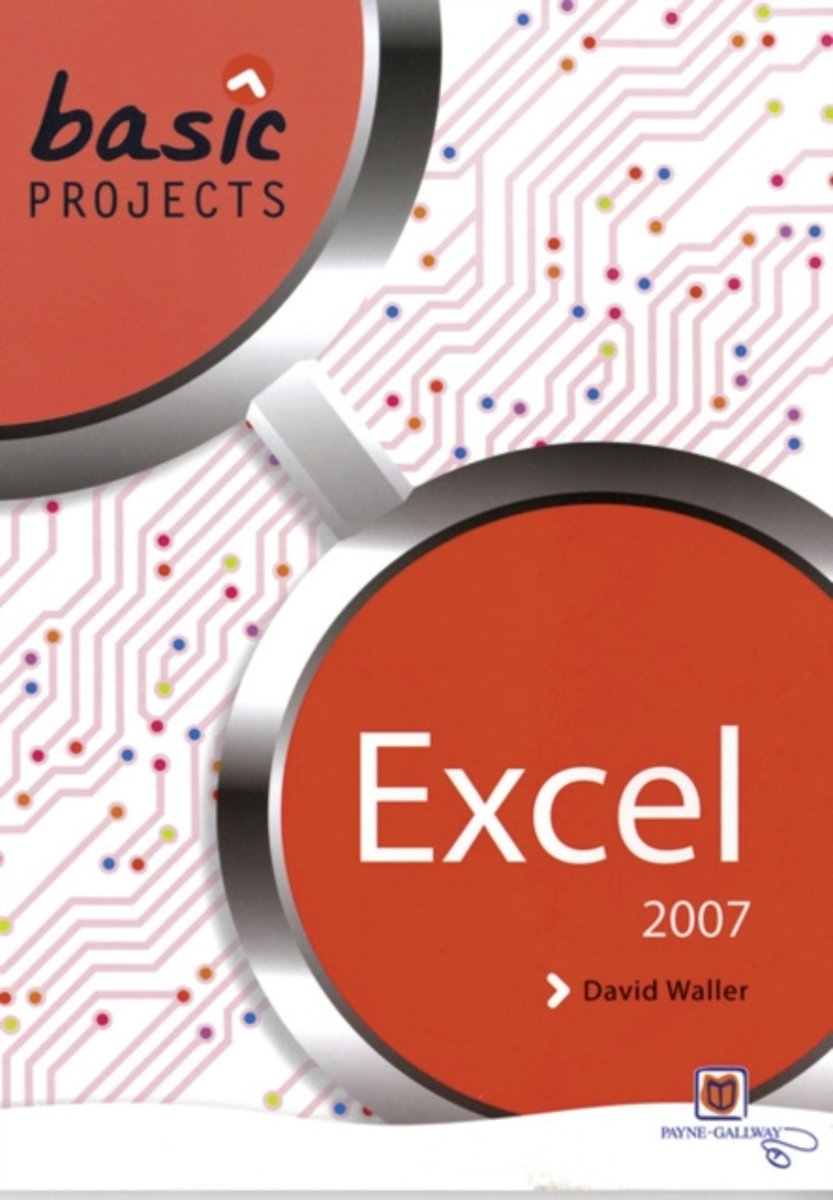 Basic Projects in Excel 2007 Pack