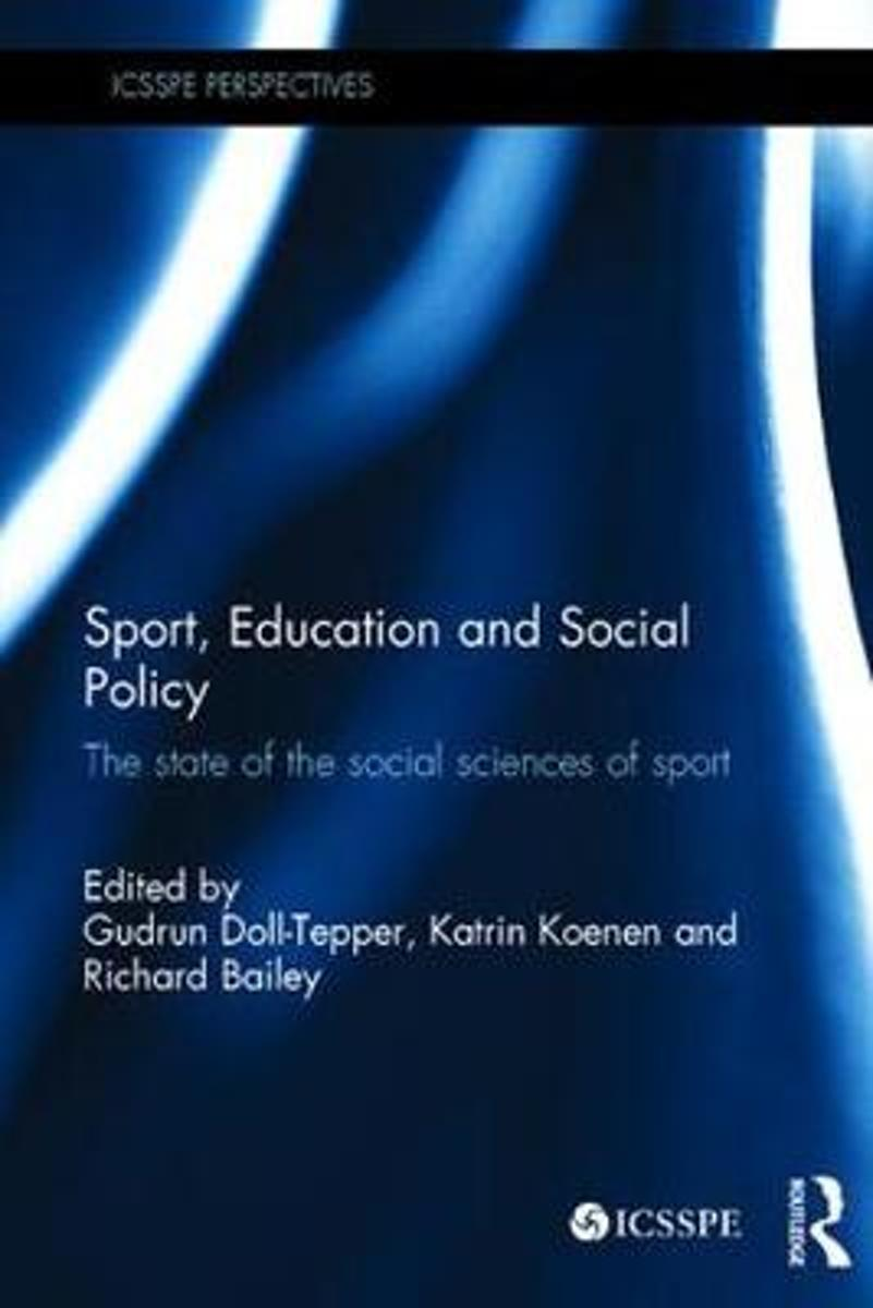 Sport, Education and Social Policy