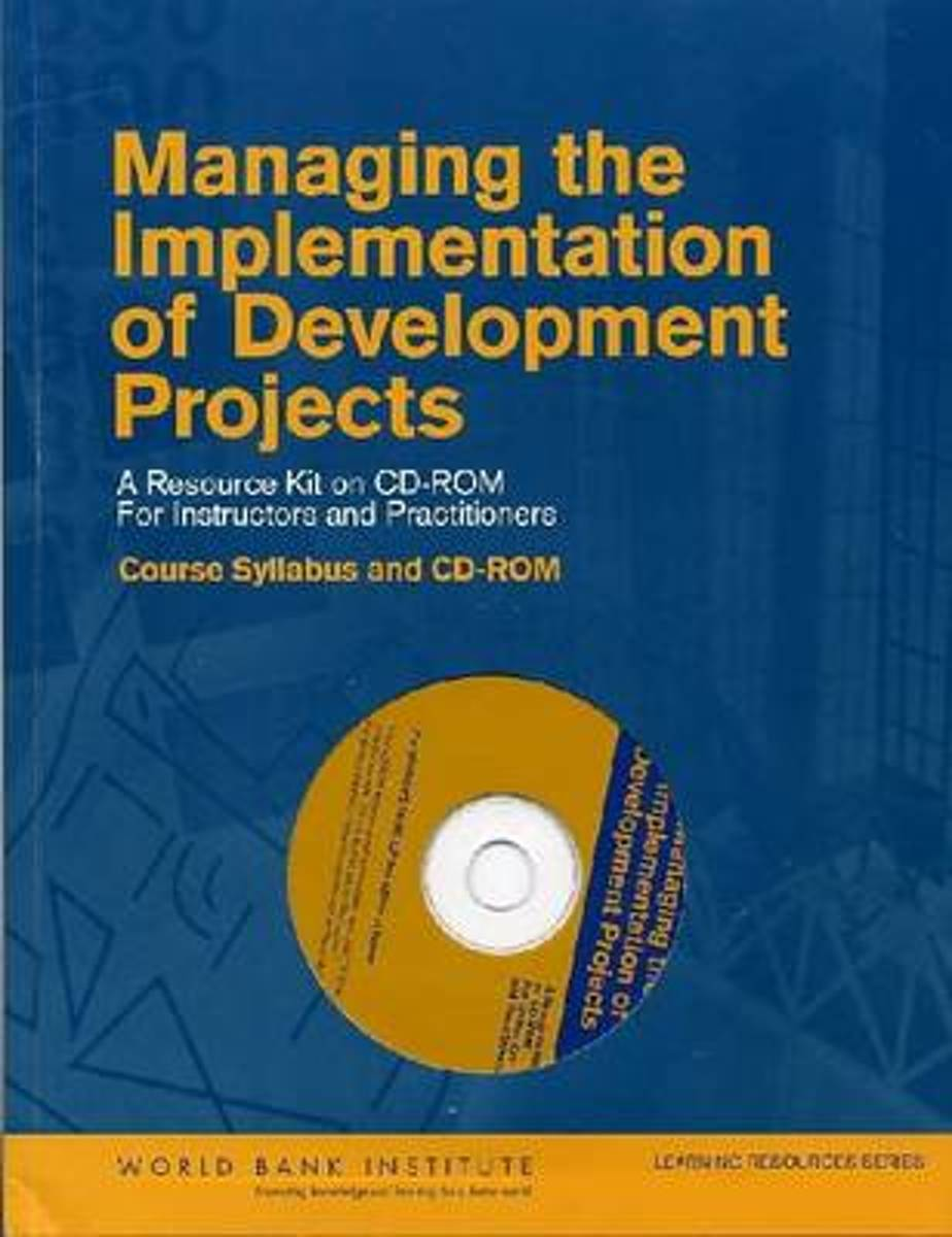 Managing the Implementation of Development Projects