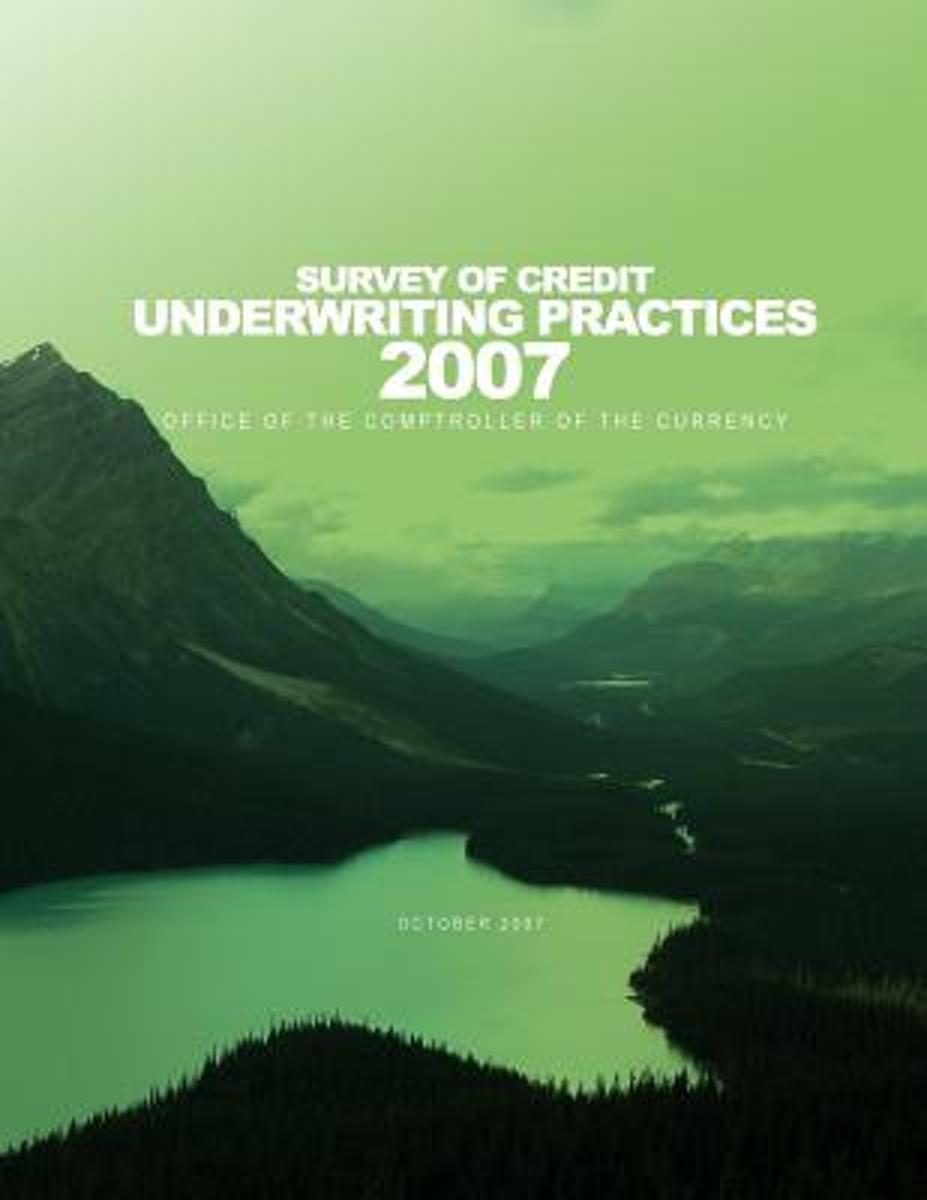 Survey of Credit Underwriting Practices 2007