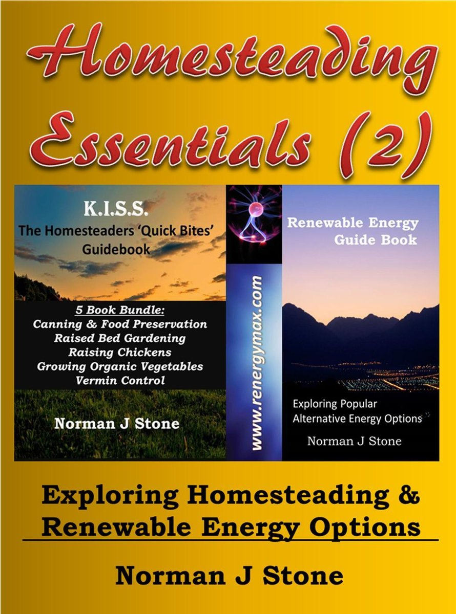 Homesteading Essential (2): Exploring Homesteading And Renewable Energy Options