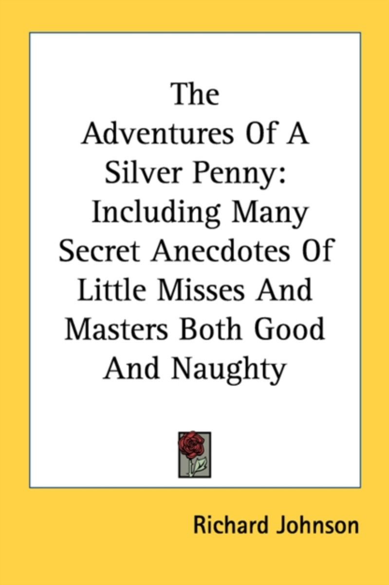 The Adventures of a Silver Penny