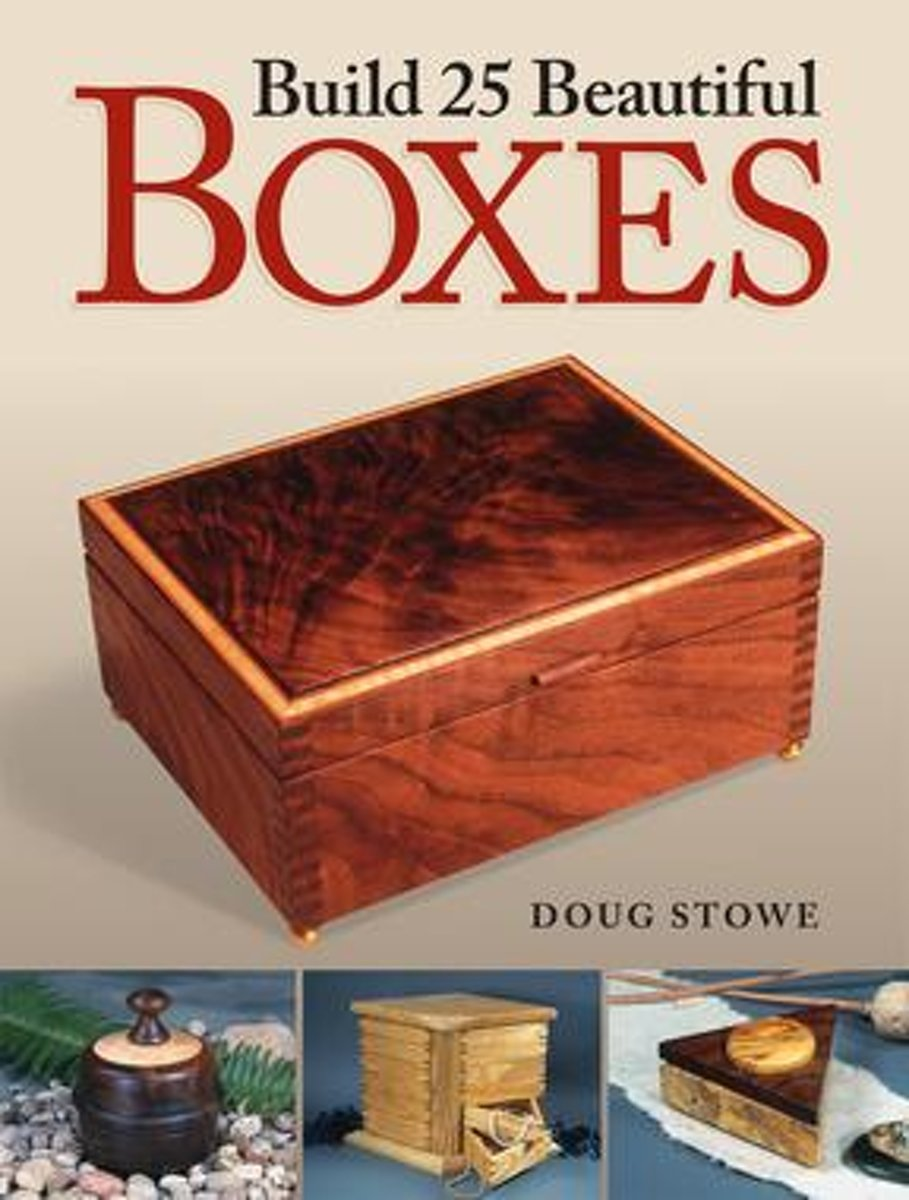 Build 25 Beautiful Boxes