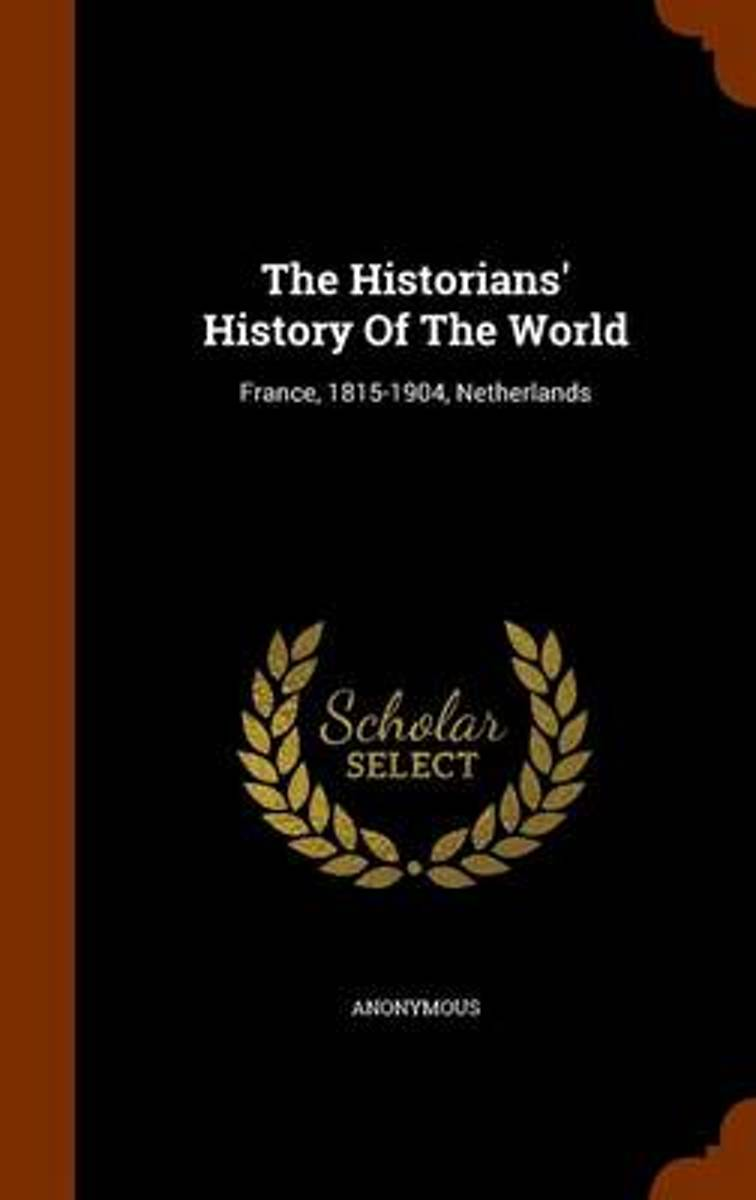 The Historians' History of the World