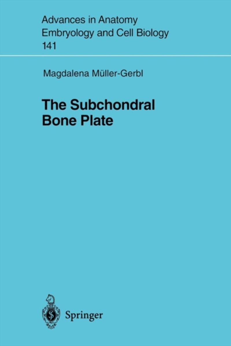 The Subchondral Bone Plate