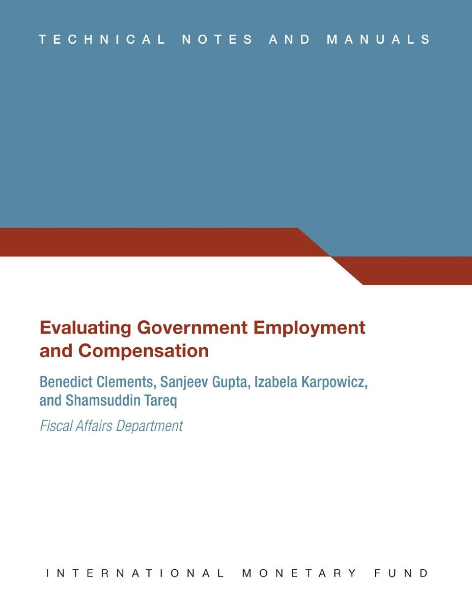 Evaluating Government Employment and Compensation