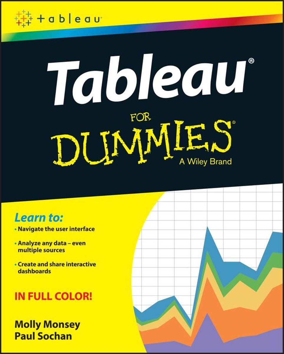 Tableau For Dummies image