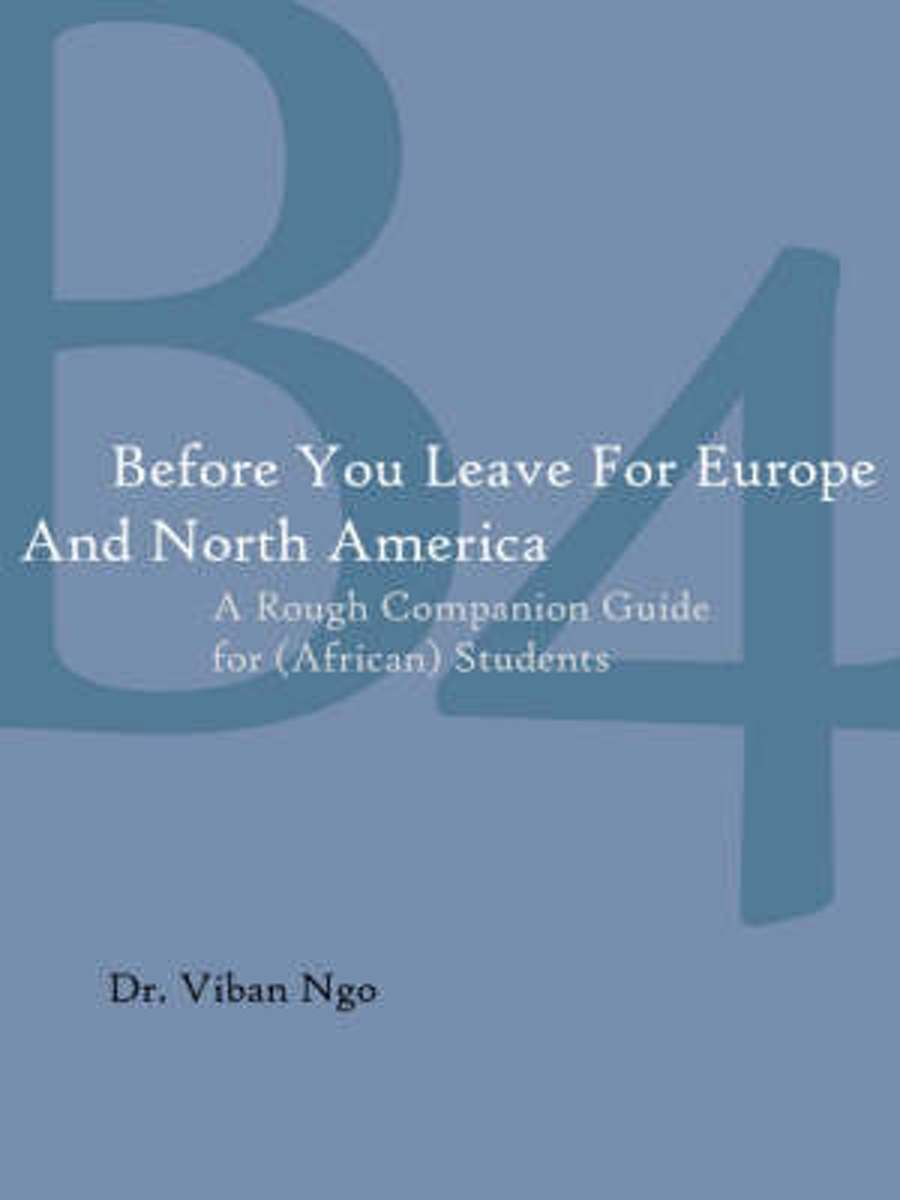 Before You Leave For Europe And North America