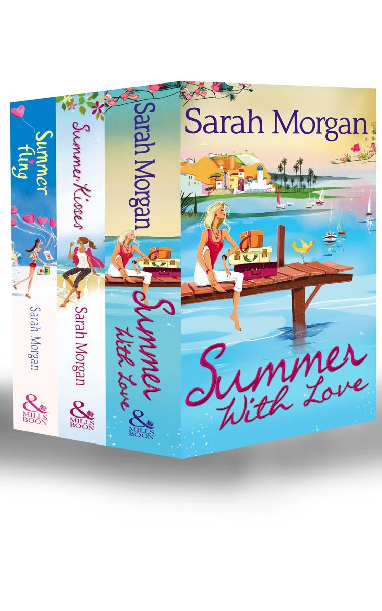 Sarah Morgan Summer Collection (Mills & Boon e-Book Collections)