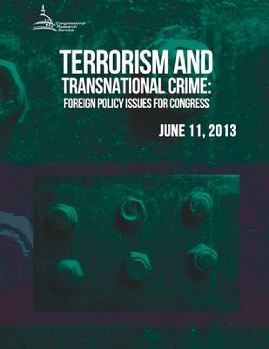 Terrorism and Transnational Crime