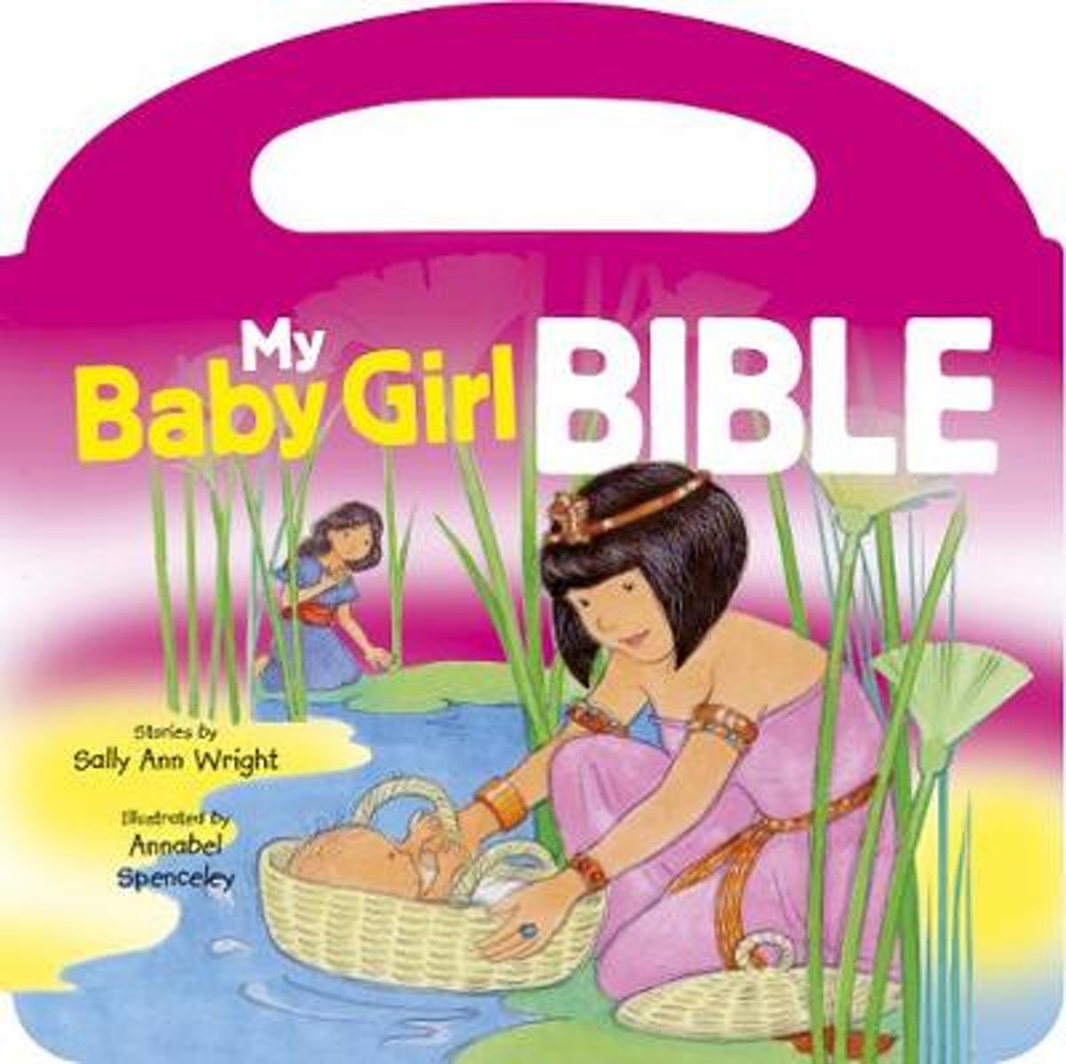 My Baby Girl Bible