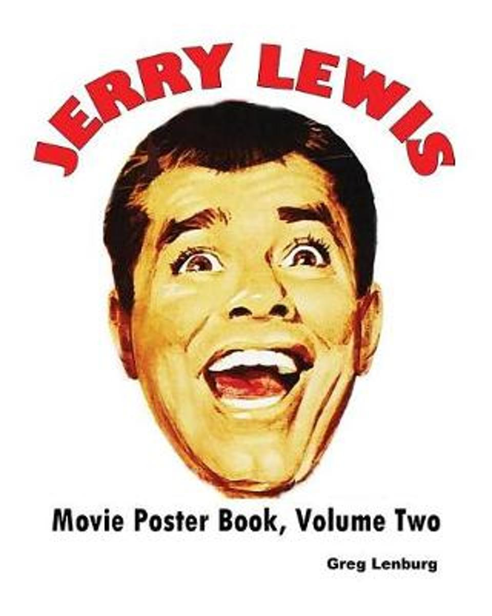 Jerry Lewis Movie Poster Book, Volume Two