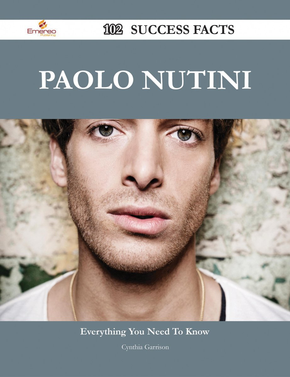 Paolo Nutini 102 Success Facts - Everything you need to know about Paolo Nutini