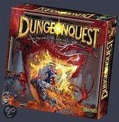 Dungeonquest [With 4 Six-Sided Dice And Cards, Tokens And Gameboard And Rulebook]