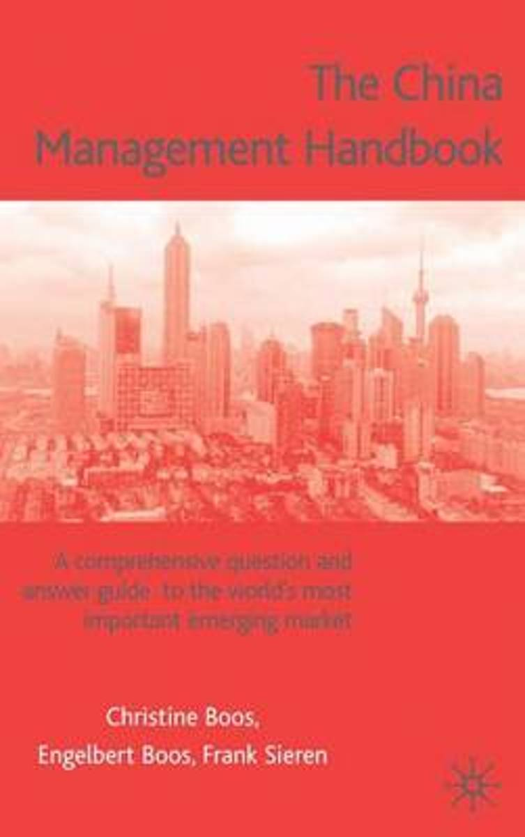 The China Management Handbook