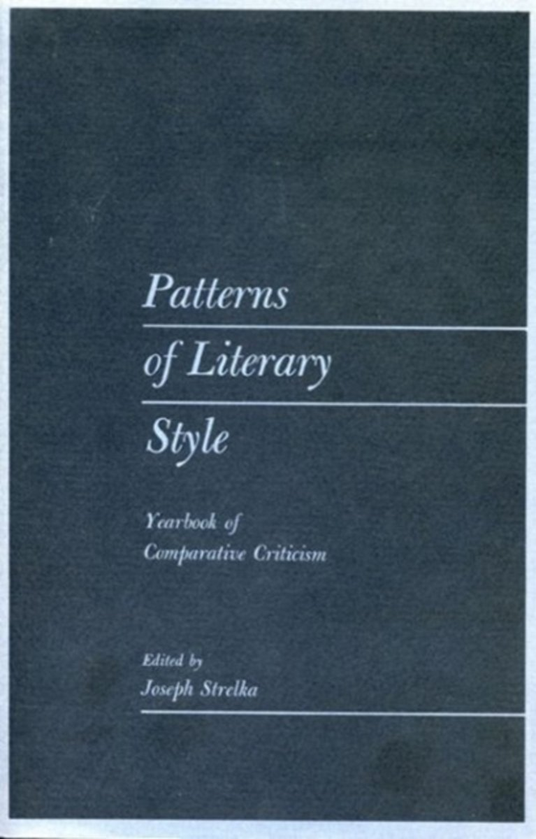 Yearbook of Comparative Criticism V3