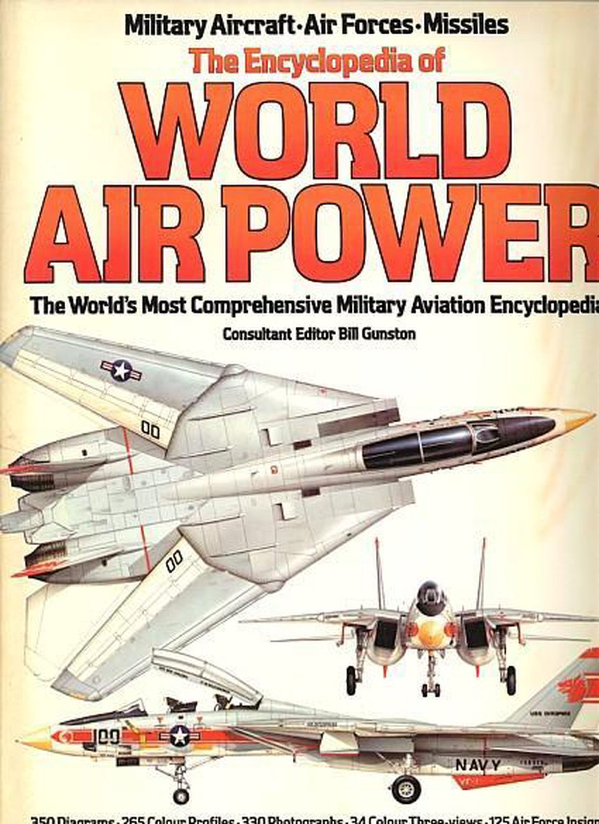 The encyclopedia of world air power