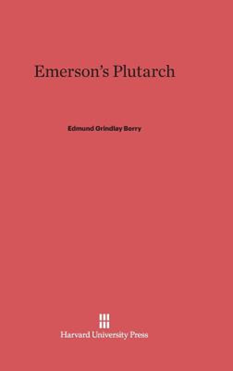 Emerson's Plutarch