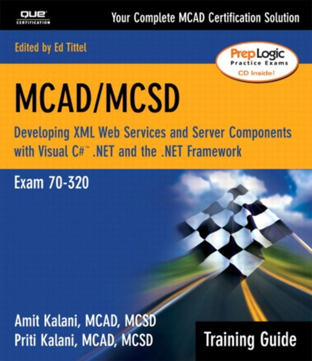 Mcad / Mcsd Training Guide