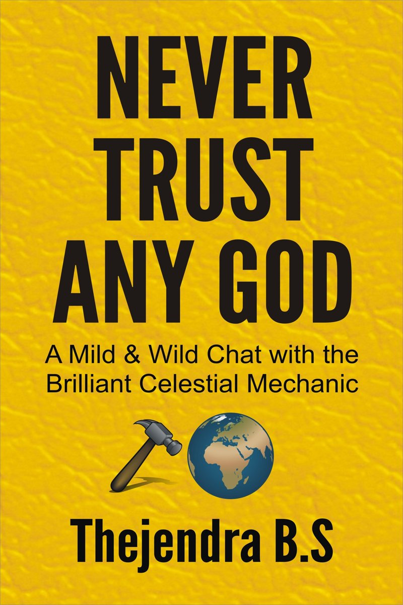 Never Trust Any God: A Mild & Wild Chat with the Brilliant Celestial Mechanic