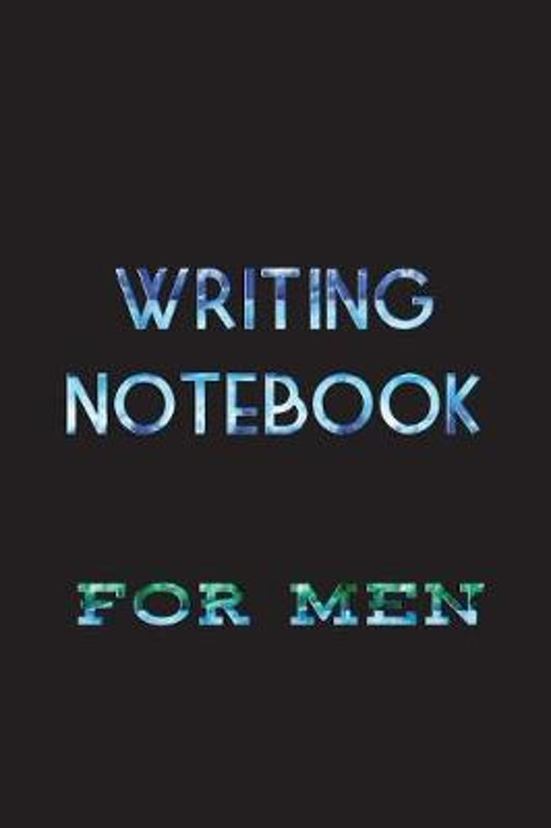 Writing Notebook for Men