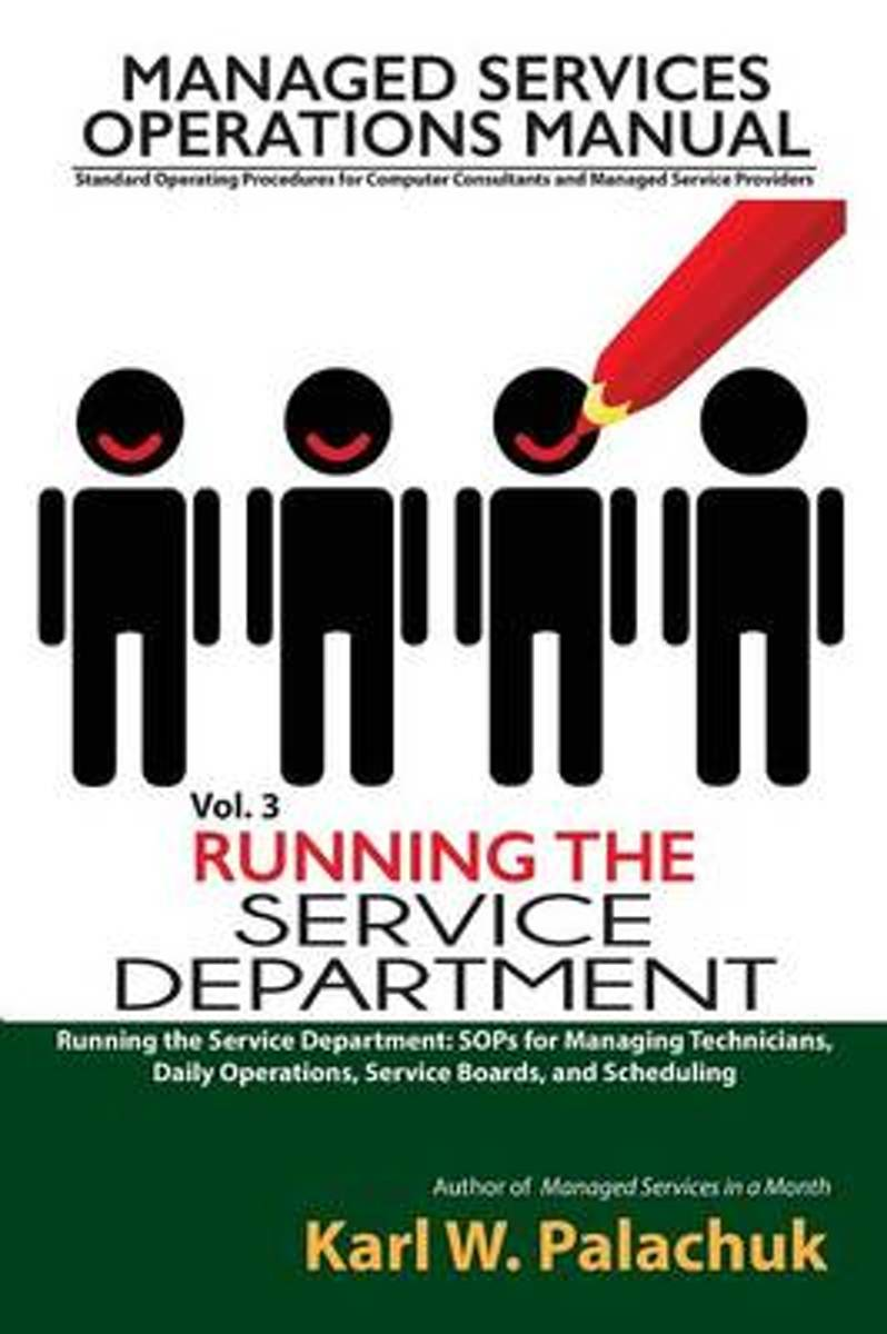 Vol. 3 - Running the Service Department