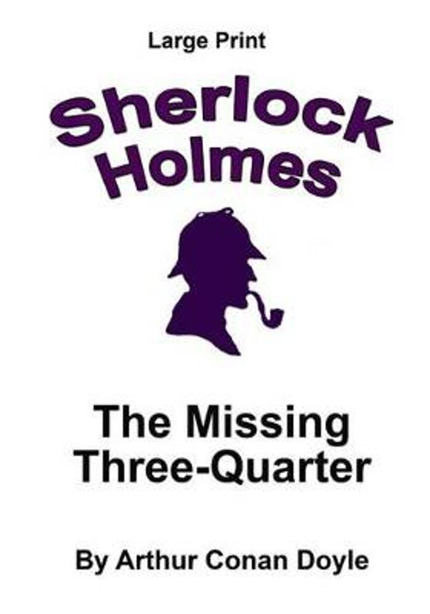 The Missing Three-Quarter