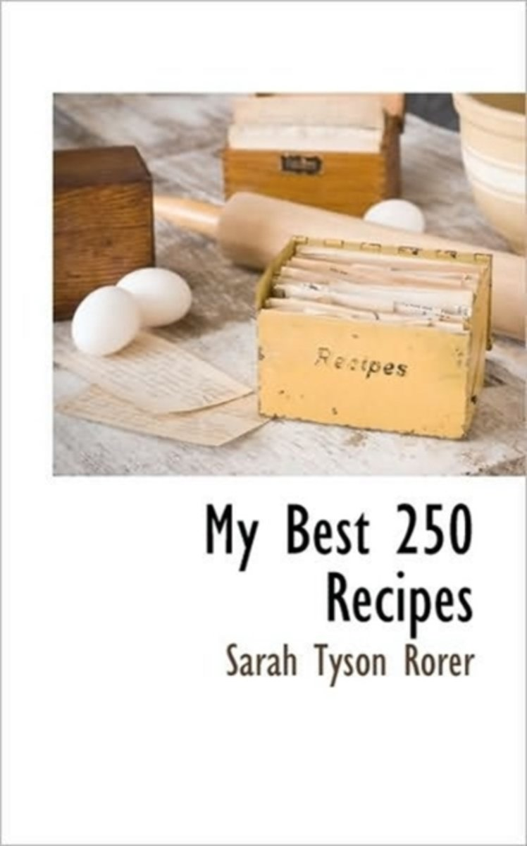 My Best 250 Recipes