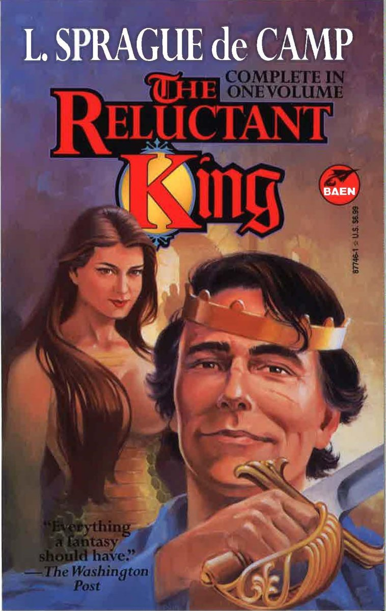 The Reluctant King