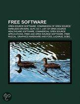 Free Software: Open-Source Software, Comparison Of Open Source Wireless Drivers, Olpc Xo-1, List Of Open Source Healthcare Software