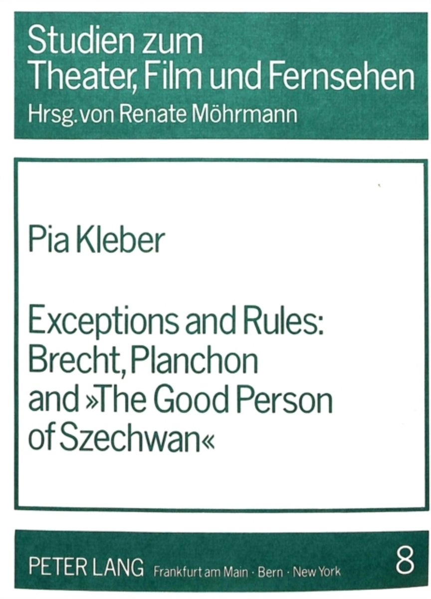Exceptions and Rules