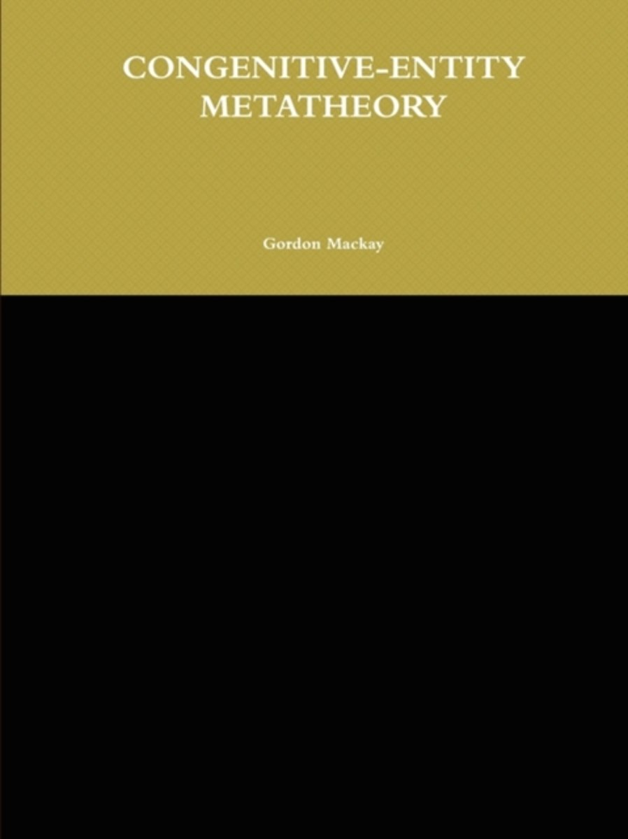 Congenitive-Entity Metatheory