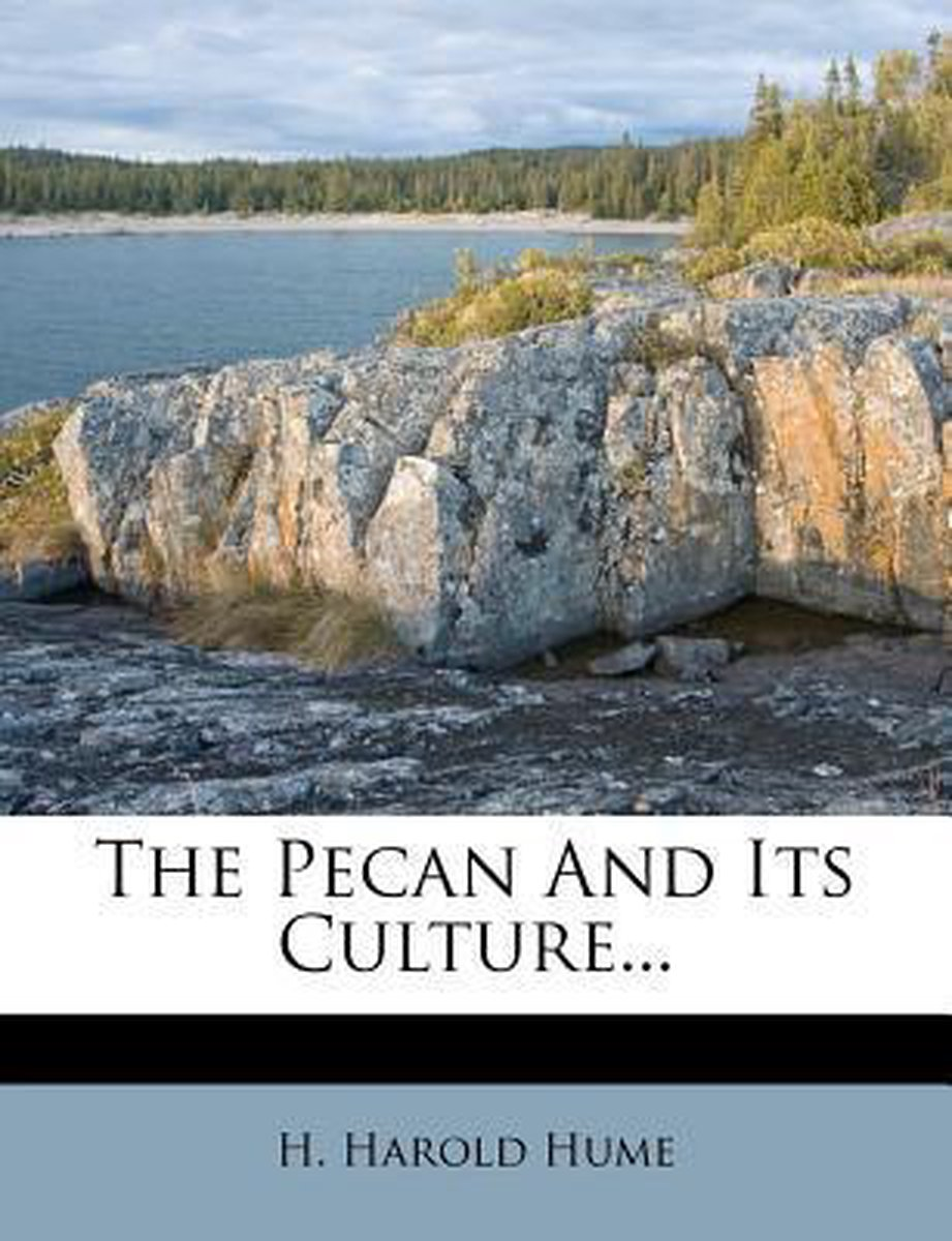 The Pecan and Its Culture...